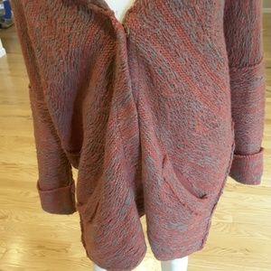 Free People Sweaters - Free People long button up sweater